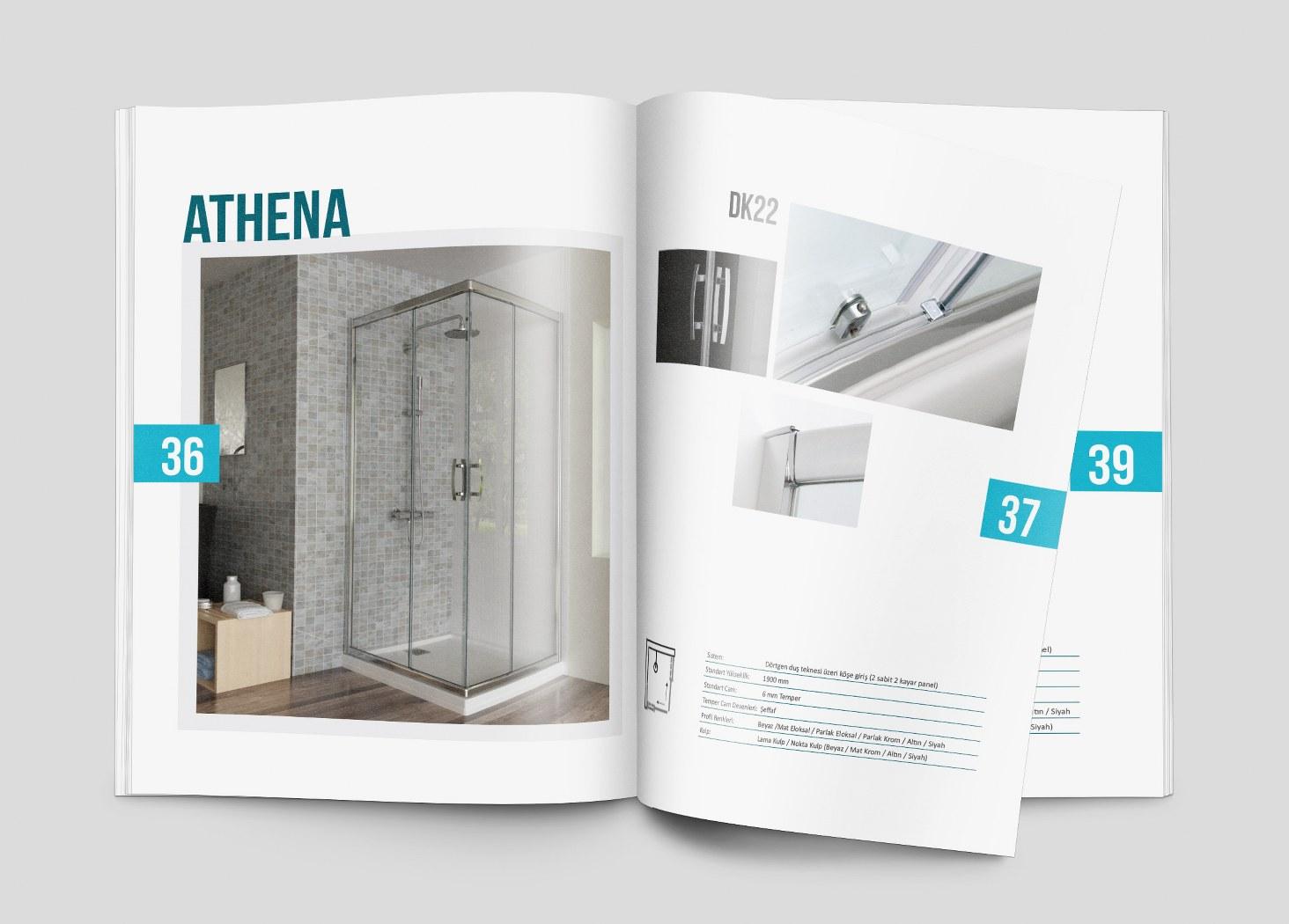 Katalog tasar m ve rnekleri ebru yatk n reklam ajans for Design katalog